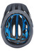 Cube Am Race Helm grey'n'blue
